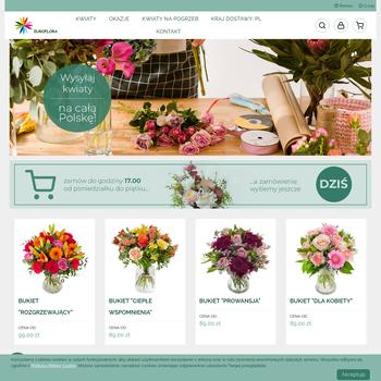 Kwiaciarnia Internetowa Bydgoszcz